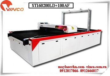 Máy laser cắt vải ST160200LD+100AF