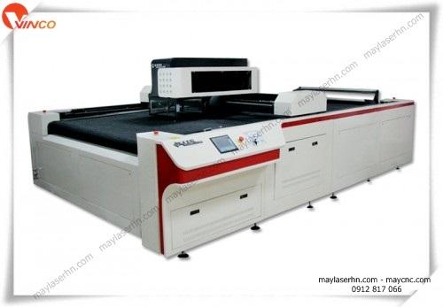 Máy Laser ST(3D)-170200LD-ZJ đa năng cắt, đục vải
