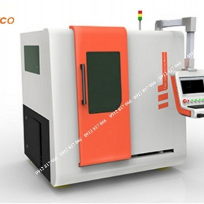 FULLY ENCLOSED PRECISION FIBER LASER CUTTING MACHINE STARCUT-ST5040