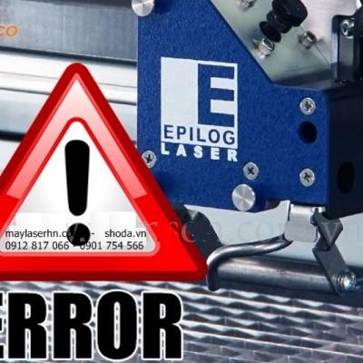 Làm gì khi hệ thống trợ  khí máy Laser gặp rắc rối?
