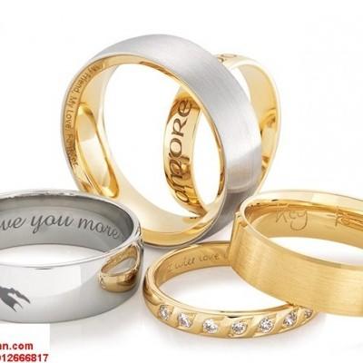 Làm thế nào để khắc chữ trên nhẫn