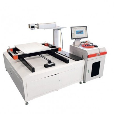 LARGE SIZE FIBER LASER MARKING MACHINE