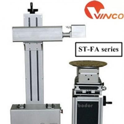 Máy cắt khắc kim loại laser tạo nhãn mác Starcut ST-FA series