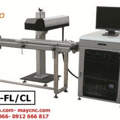 Máy cắt khắc kim loại laser Fiber tạo nhãn mác Starcut ST-FL/CL series