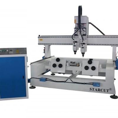 Máy cắt khắc Laser CO2 hàng có sẵn tại công ty