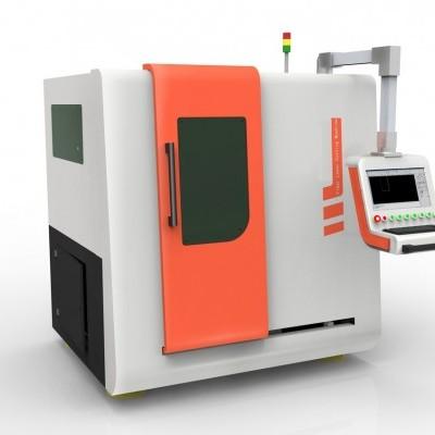 Máy cắt laser sợi chính xác kèm theo ST-FM5040