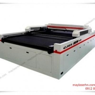 Máy Laser cắt vải, da ST-160300LD