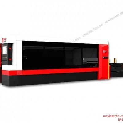 Máy Laser Fiber ST-150300JH-1000W cắt tấm kim loại