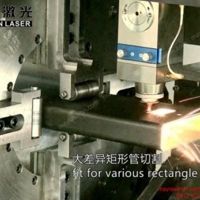 Máy Laser Fiber ST-20600G-2000W cắt ống kim loại