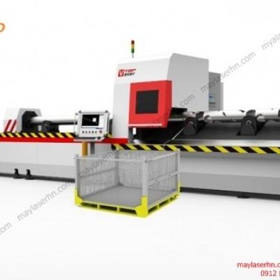 Máy Laser Fiber ST-20600G cắt ống kim loại