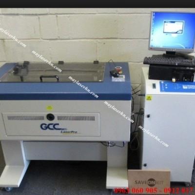 Máy Laser GCC Đài Loan X380