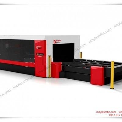 Máy Laser Fiber ST-150300JH-3KW cắt tấm kim loại
