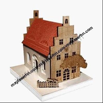 Ứng dụng cắt,khắc mô hình xây dựng