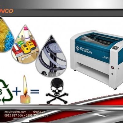 Vật liệu nào an toàn cho máy Laser?