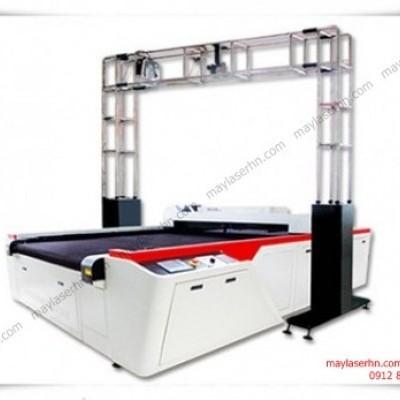 Video hoạt động của máy Laser cắt da