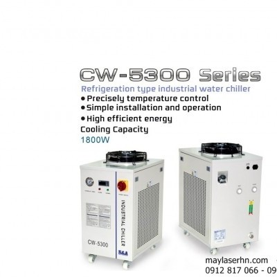 Water chiller CW5300(for 180W-300W)