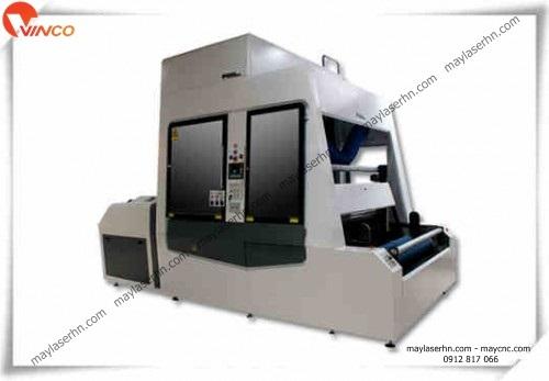 Video máy laser cắt da tốc độ cao