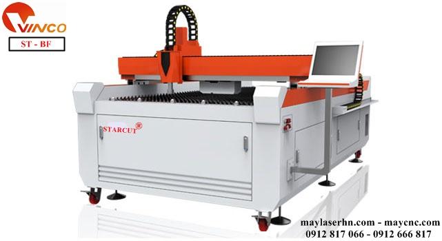 Máy cắt khắc kim loại Laser Starcut Fiber ST-BF Series