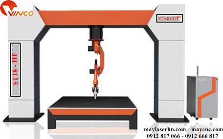 Máy cắt khắc kim loại Laser Starcut Fiber ST18-HF1 Series